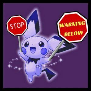 STOP WARNING BELOW