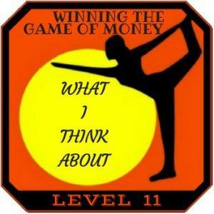 WTGOM What I Think Level 11