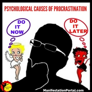 Psychological Causes Of Procrastination
