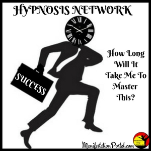 Time Needed For Hypnosis Network Programs