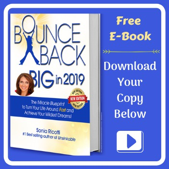 Book Called Bounce Back Big In 2019
