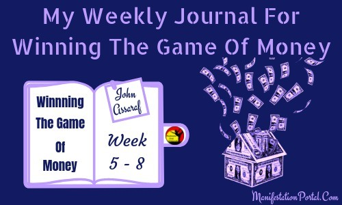 Journal Of QWinning The Game Of Money