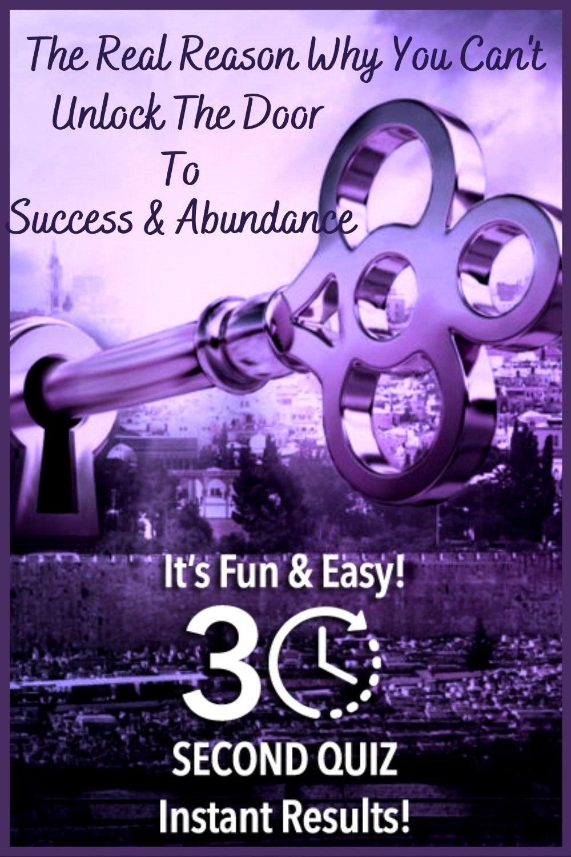 Quiz For Abundance And Prosperity