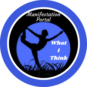 Thoughts At Manifestation Portal