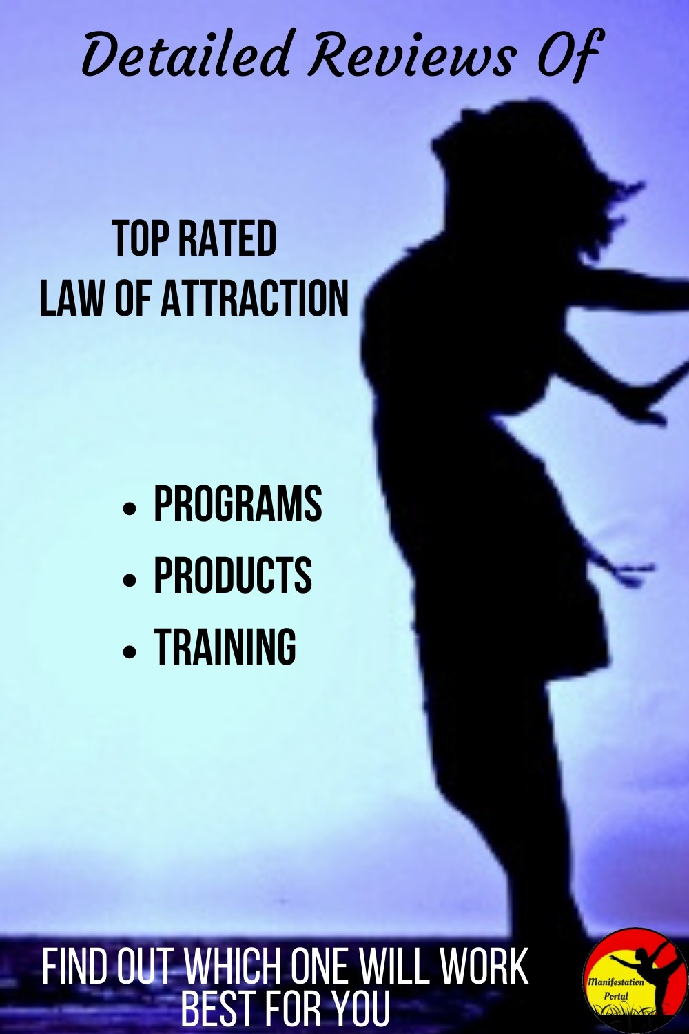 The Law Of Atraction Programs, Products And Training