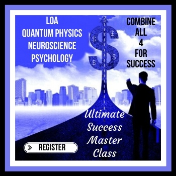Ultimate Success Master Class Free Registration
