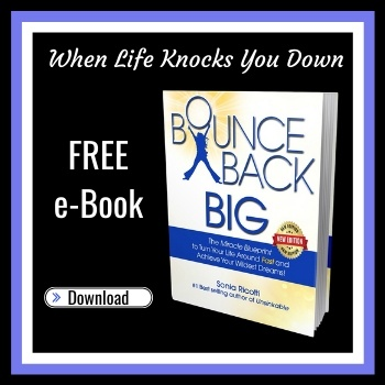 When Life Knocks You Down By Sonia Ricotti e-Book