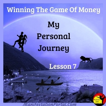 Winning The Game Of Money Level 7