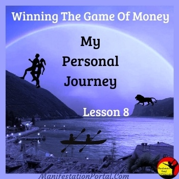 Winning The Game Of Money Level 8