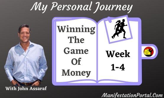 Winning The Game Of Money Week 1-4